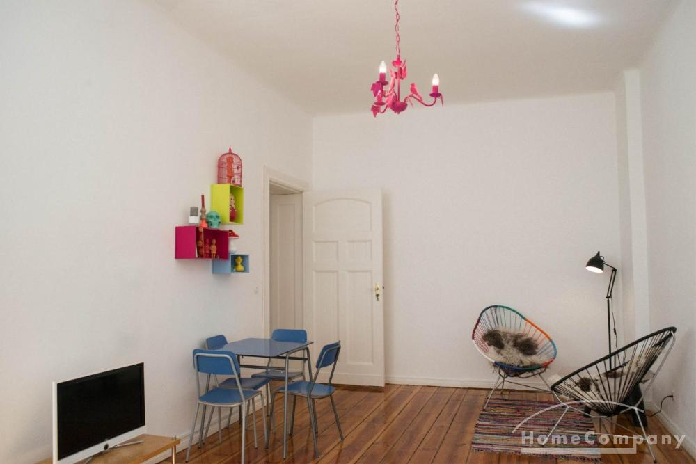 moderne 2 zimmer wohnung in prenzlauer berg m bliert objektdetails homecompany berlin. Black Bedroom Furniture Sets. Home Design Ideas